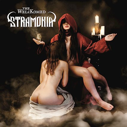 STRAMONIA: a breve il debut album ''The WelcKomed''