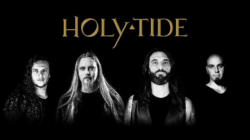 HOLY TIDE: firmano per MY KINGDOM MUSIC