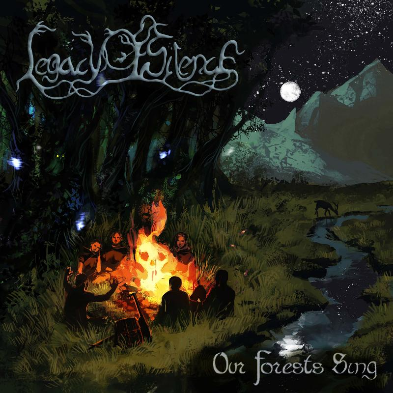 LEGACY OF SILENCE: il disco d'esordio ''Our Forests Sing''