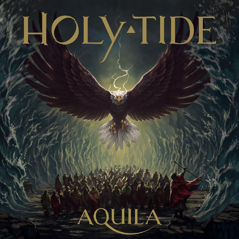 HOLY TIDE: presentano il lyric video di ''Exodus''
