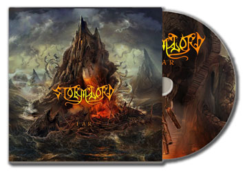 STORMLORD: il lyric-video di ''Far''