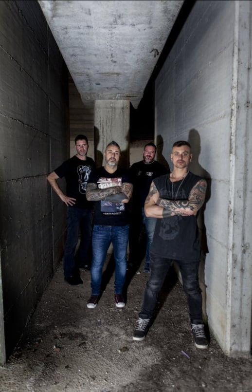 BULLET OF NOISE: on line il primo video estratto dall'album ''Rome is Burning''