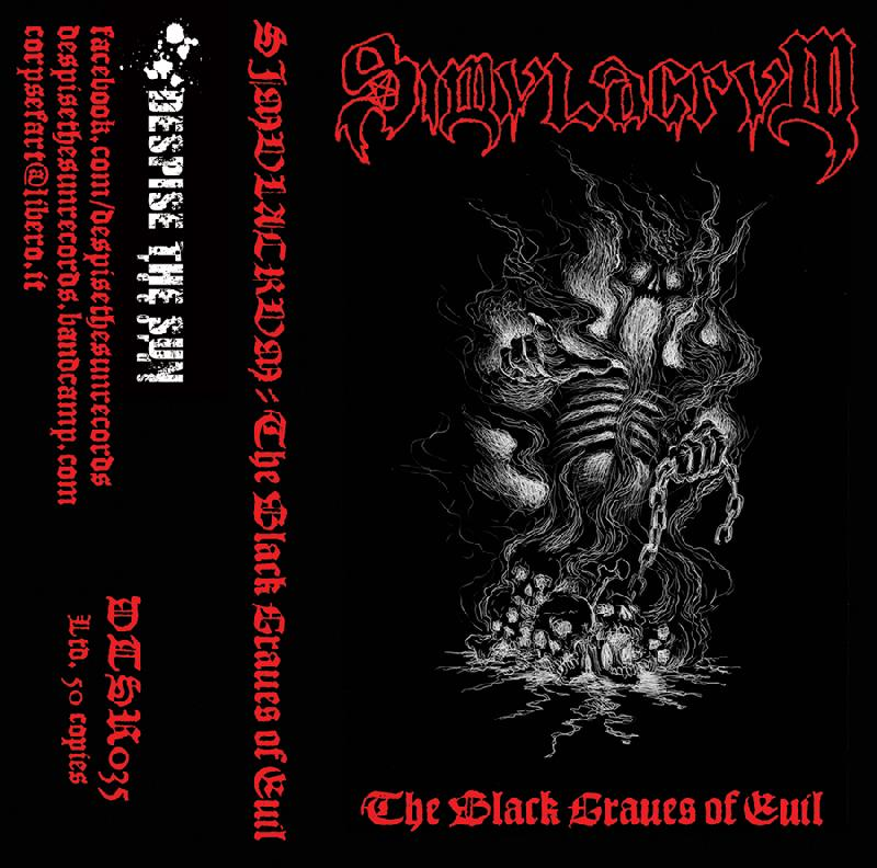 SIMVLACRVM: pubblicata la demo ''The Black Graves Of Evil''