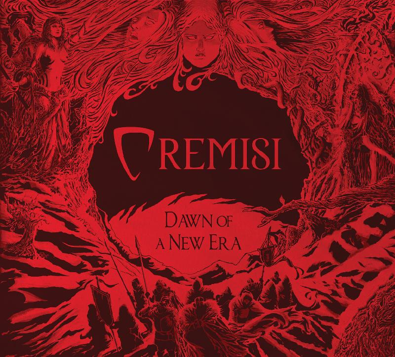 CREMISI: il disco d'esordio ''Dawn of a New Era''