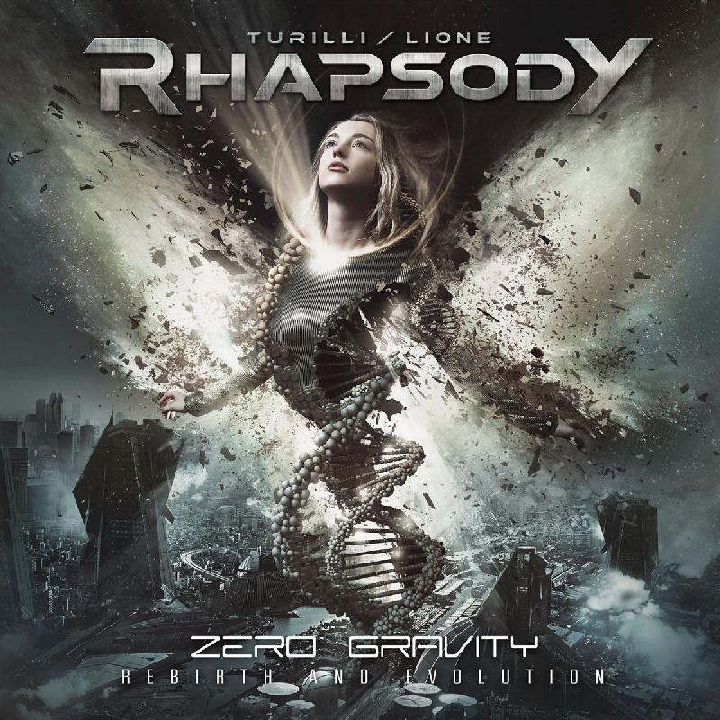 "TURILLI / LIONE RHAPSODY: pubblicano il video della title track dell'album di debutto ""Zero Gravity (Rebirth And Evolution)"""