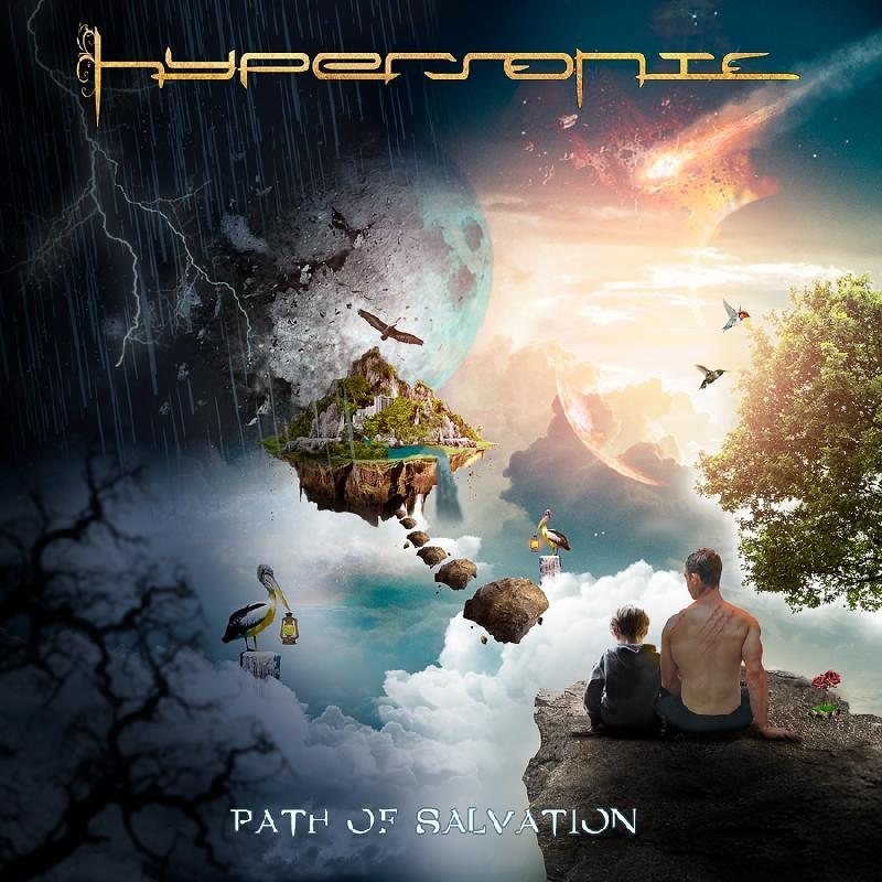 HYPERSONIC: il nuovo singolo ''Path of Salvation''