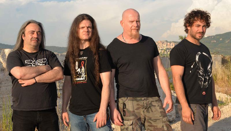EXILED ON EARTH: la band è in studio per registrare il nuovo album
