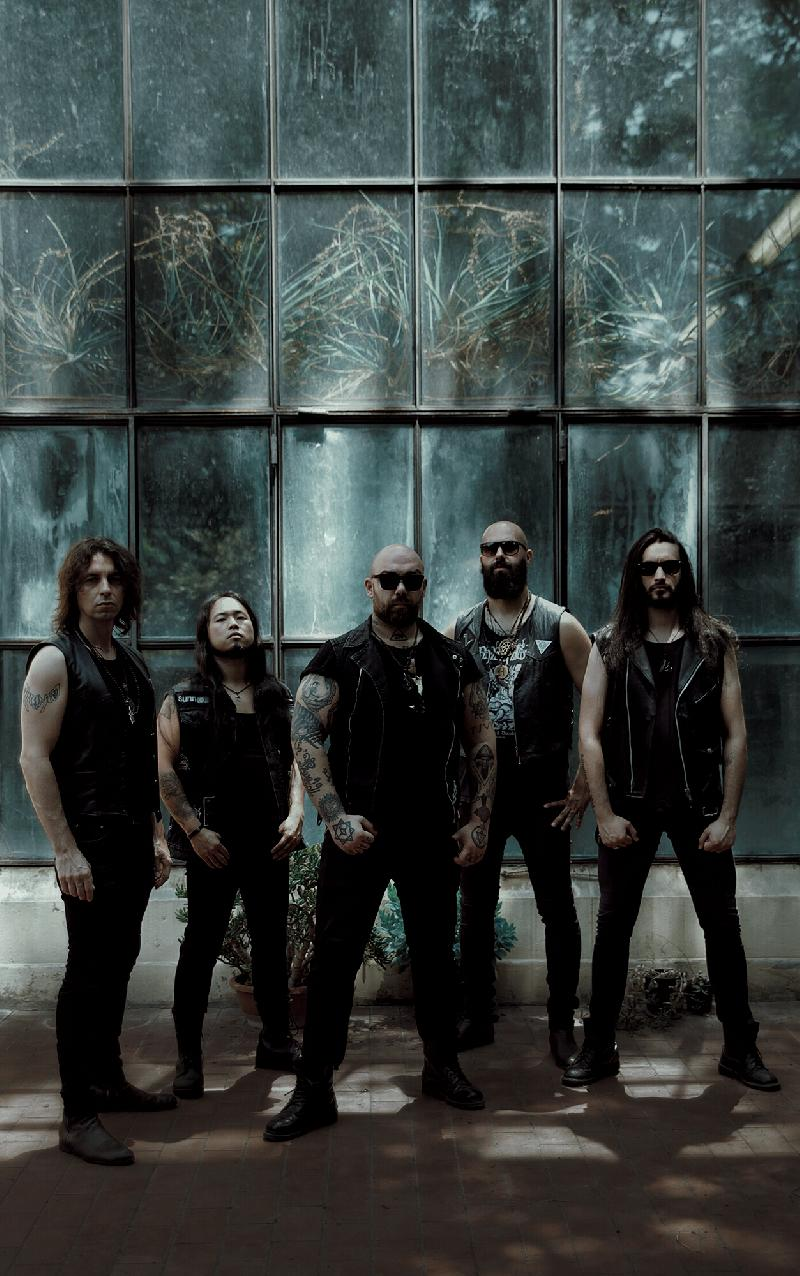 "CARONTE: in arrivo il nuovo album ""Wolves of Thelema"""