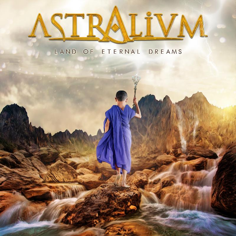 ASTRALIUM: il nuovo lyric video ''Rising Waves From The Ocean''