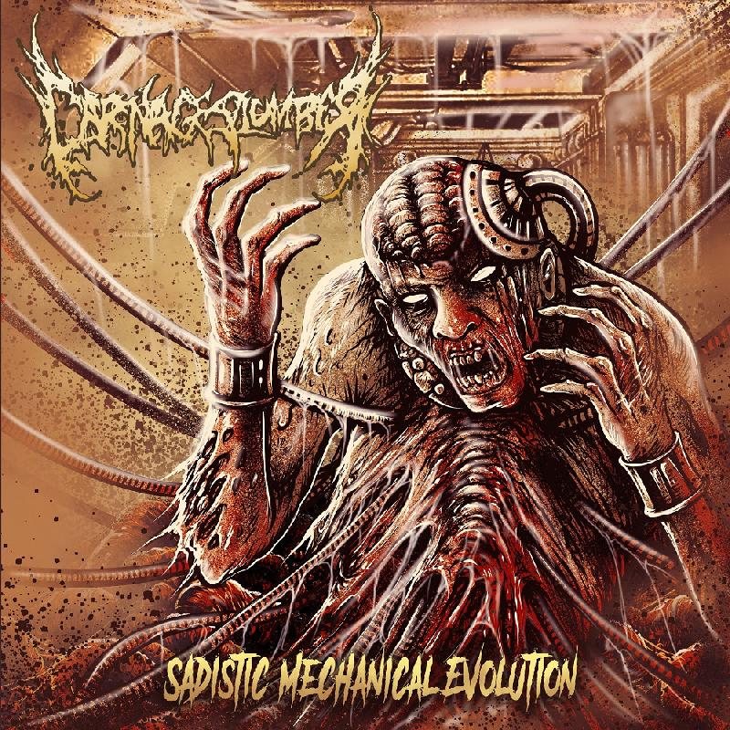 "CARNAGESLUMBER: il nuovo album ""Sadistic Mechanical Evolution"" a Ottobre"