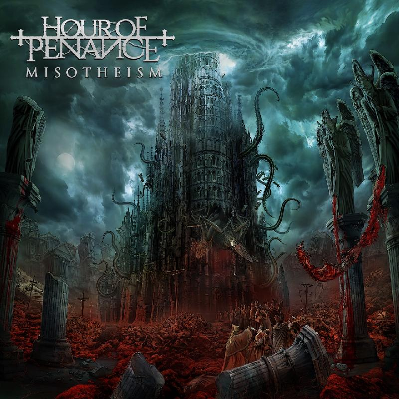 HOUR OF PENANCE: il trailer del nuovo album ''Misotheism''