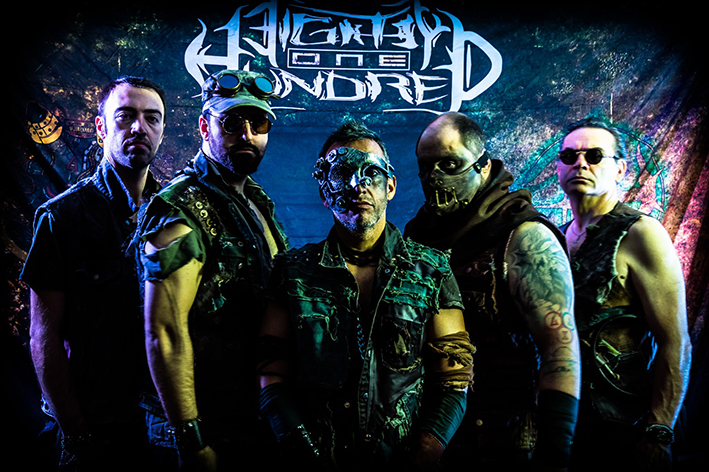 EIGHTY ONE HUNDRED: contratto con la tedesca Pure Steel Records