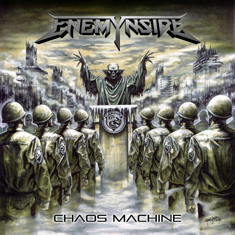 ENEMYNSIDE: svelano il nuovo video di ''Frozen Prison Cell''