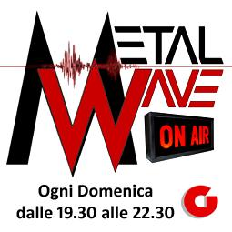 METALWAVE ON-AIR: playlist del 22-09-2019