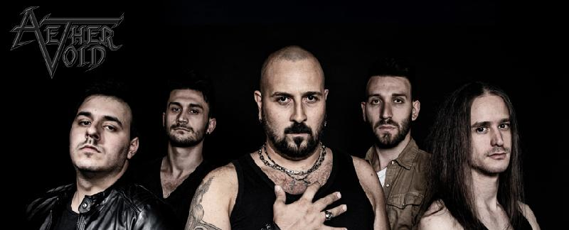 AETHER VOID: il lyric video ufficiale del brano ''Death Wish''