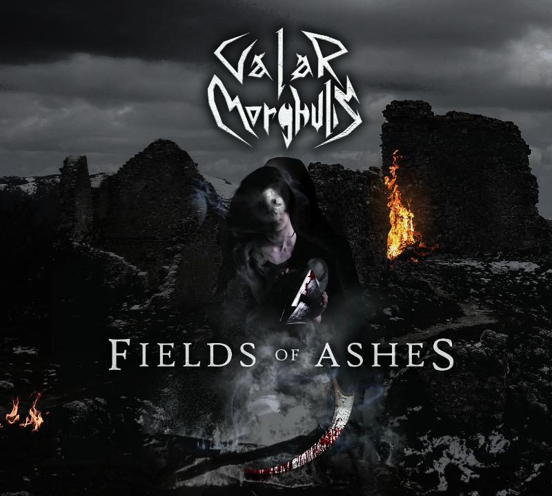 VALAR MORGHULIS: disponibile il disco d'esordio ''Fields of Ashes''