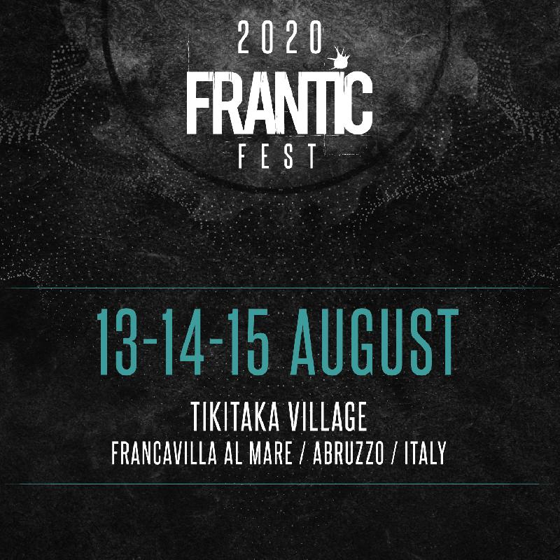 FRANTIC FEST 2020: annunciate le date