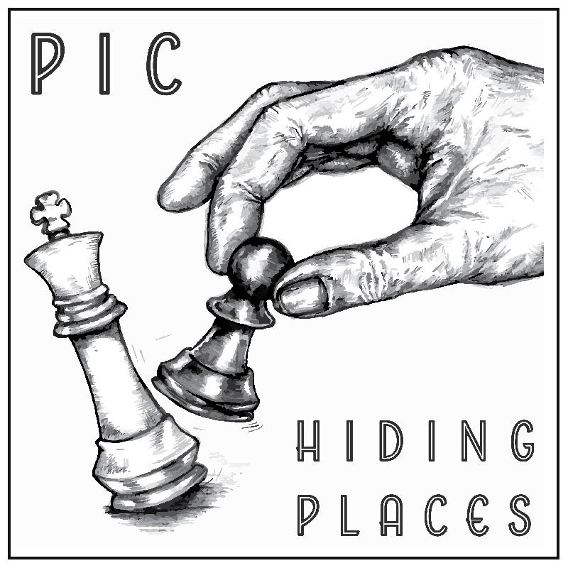 PIC: disponibile l'EP d'esordio ''Hiding Places''