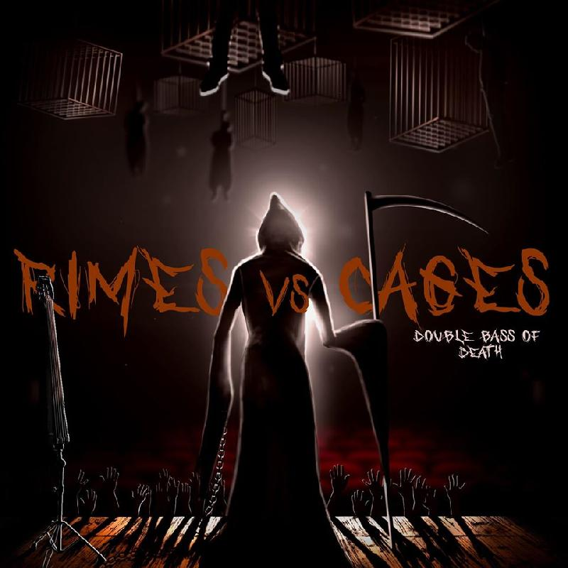 DOUBLE BASS OF DEATH: pubblicato il nuovo album ''RIMES vs CAGES''