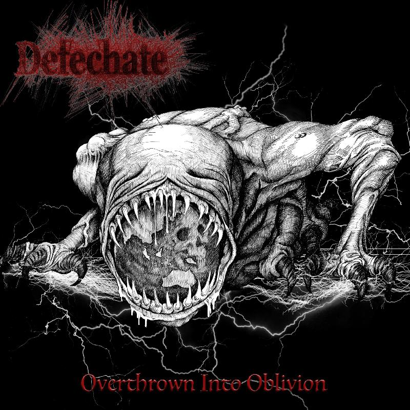 DEFECHATE: in uscita l'Ep ''Overthrown Into Obliveon''