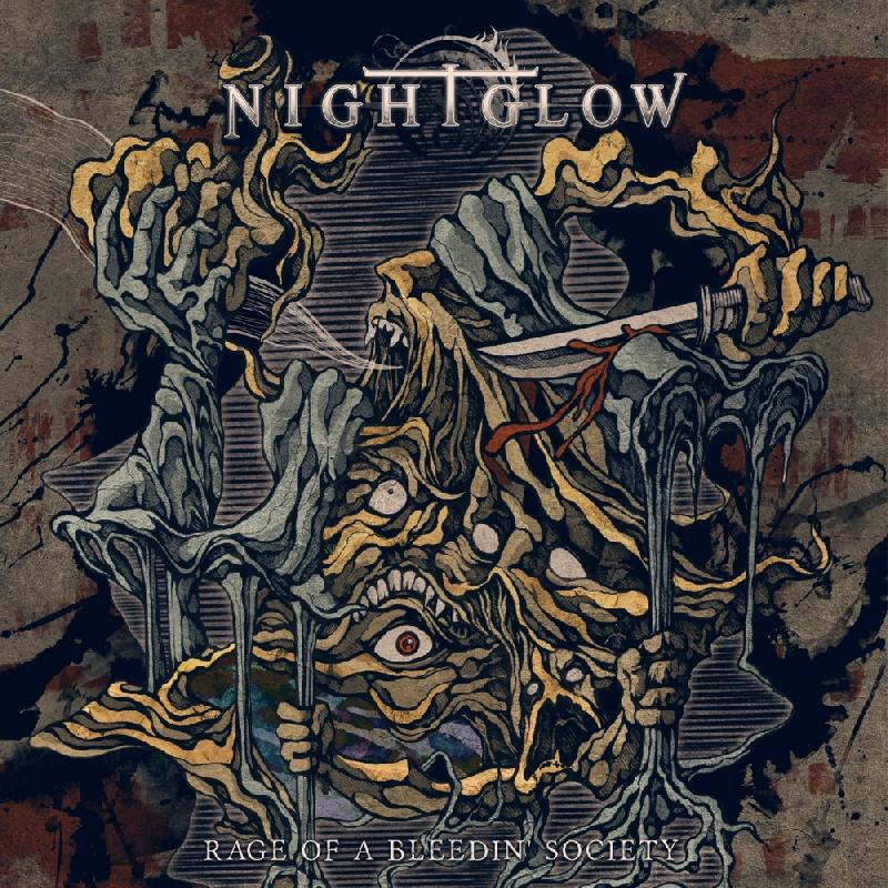 "NIGHTGLOW: online il lyric video del terzo singolo ""Circus Of The Damned"""