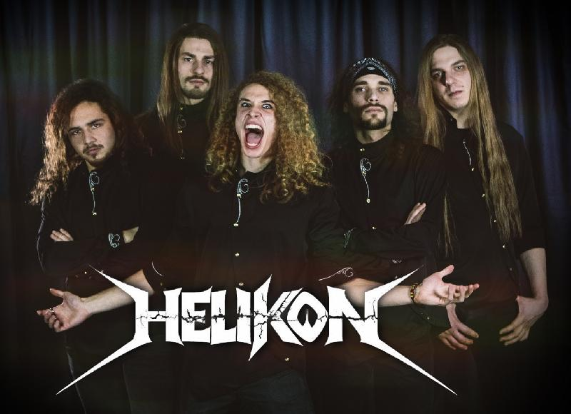 HELIKON: firmano con Ad Notctem Records