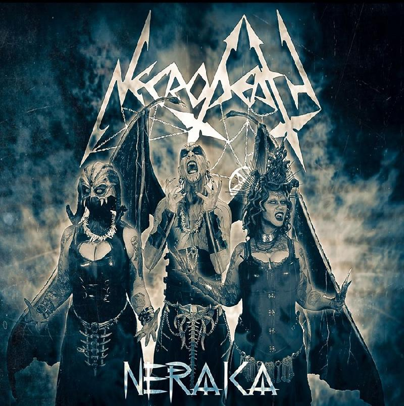 NECRODEATH: artwork e track-list del nuovo EP ''Neraka''