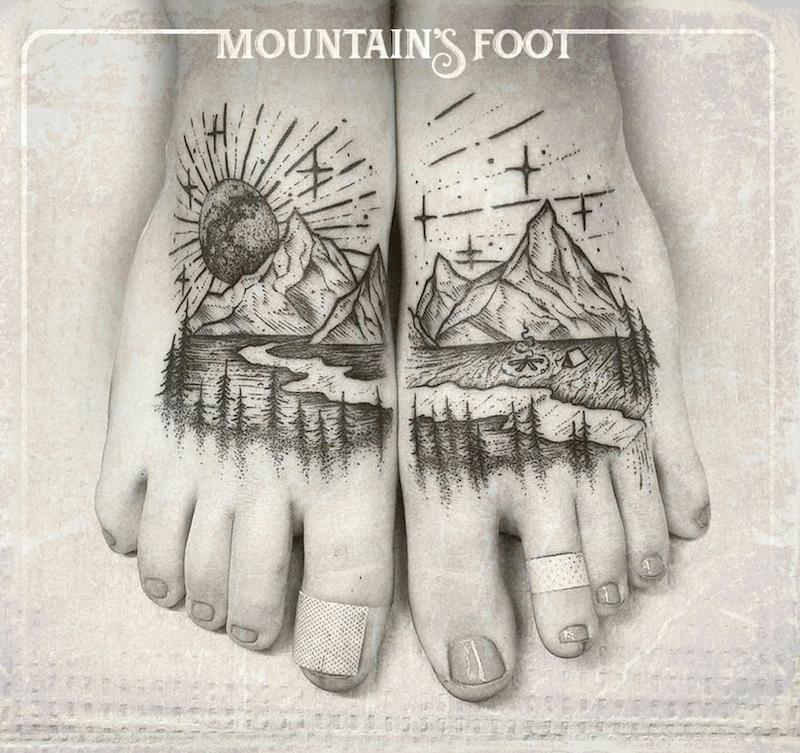 MOUNTAIN'S FOOT: uscito l'album omonimo
