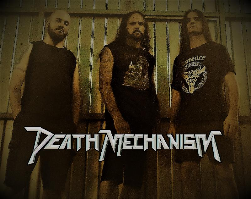 DEATH MECHANISM: terminate le registrazioni del nuovo album