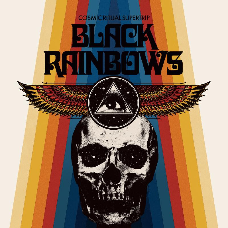 BLACK RAINBOWS: il nuovo video ''Universal Phase''