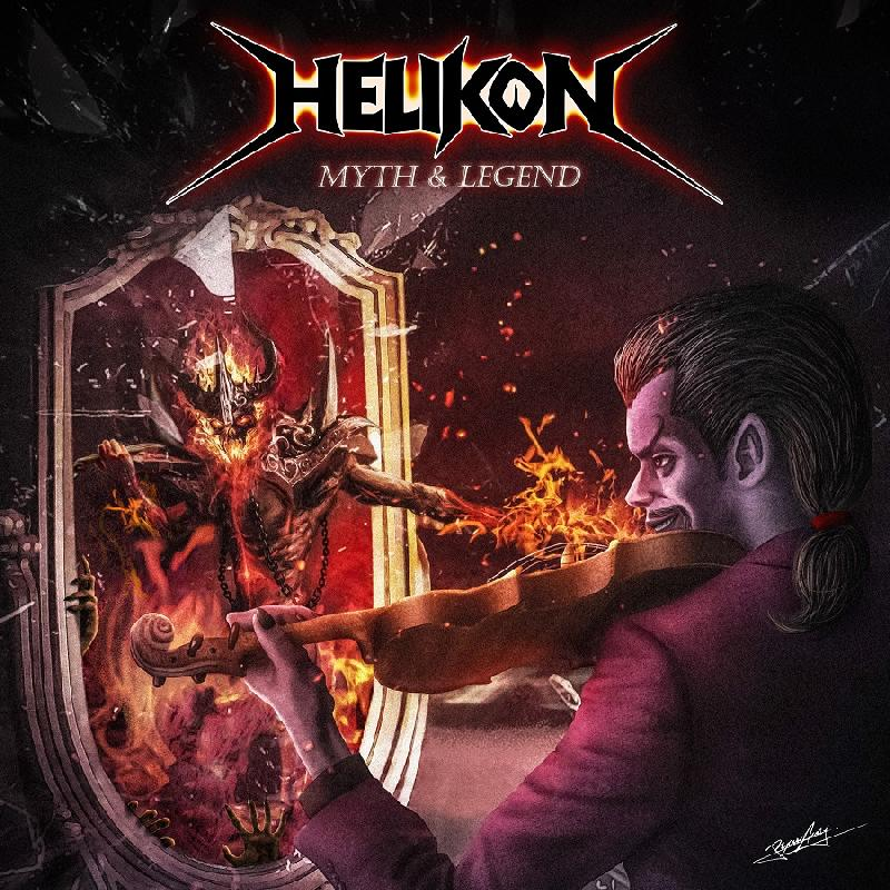 HELIKON: il lyric video della nuova ''Prince of Night''