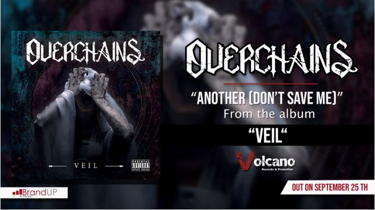 OVERCHAINS: il primo singolo ''Another (Don't save me)''