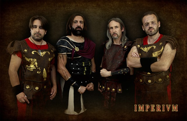 IMPERIVM: il singolo di ''In A Holy War''
