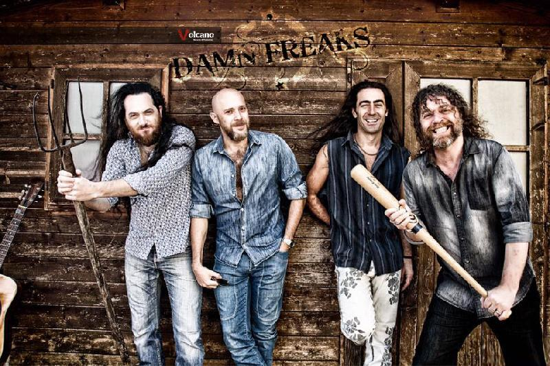 DAMN FREAKS: ''Bullets For You'' anticipa il nuovo disco