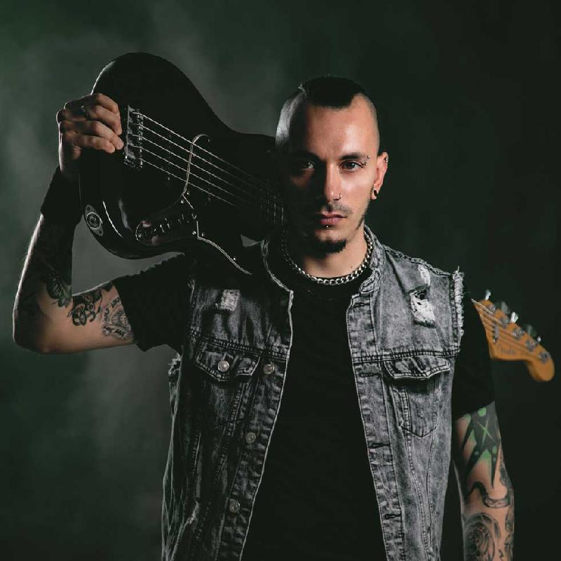 LUCIO MANCA: l'Ep ''Third Outline of a New Beginning''