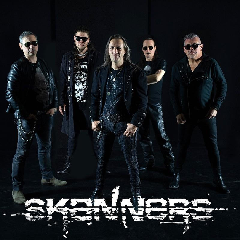 SKANNERS: il nuovo lyric video di ''Back To The Past''