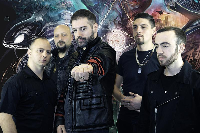 SHADE OF AJNA: firmano per Elevate Records