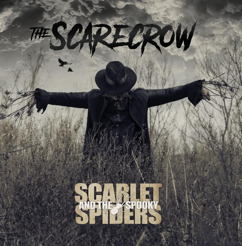 SCARLET AND THE SPOOKY SPIDERS: guarda il video di ''The Scarecrow''