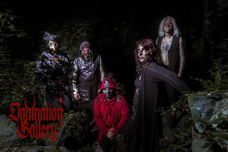 DAMNATION GALLERY: il nuovo album per Black Tears Records