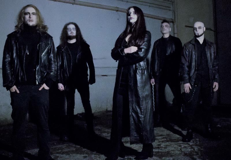 THE BURNING DOGMA: firmano per Ad Noctem Records