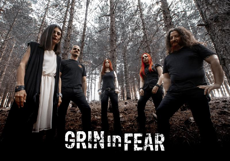 GRIN IN FEAR: cambio di line-up