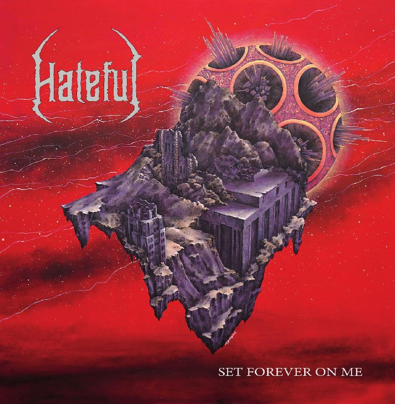 HATEFUL: anteprima del nuovo brano ''Will Crushing Wheel ''