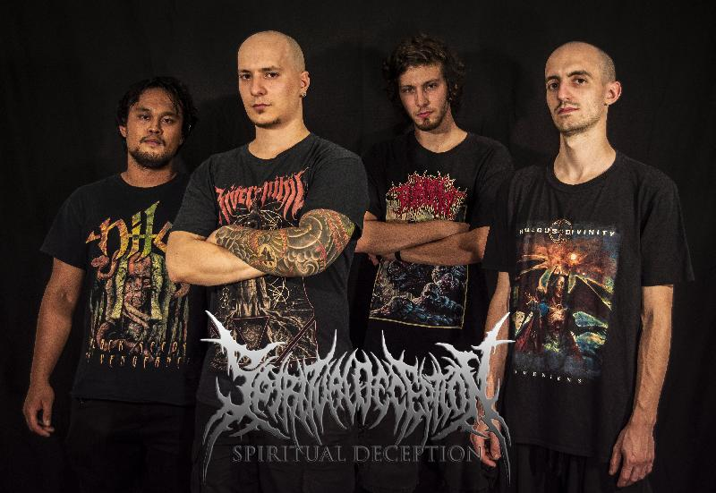 SPIRITUAL DECEPTION: annunciano la nuova line up