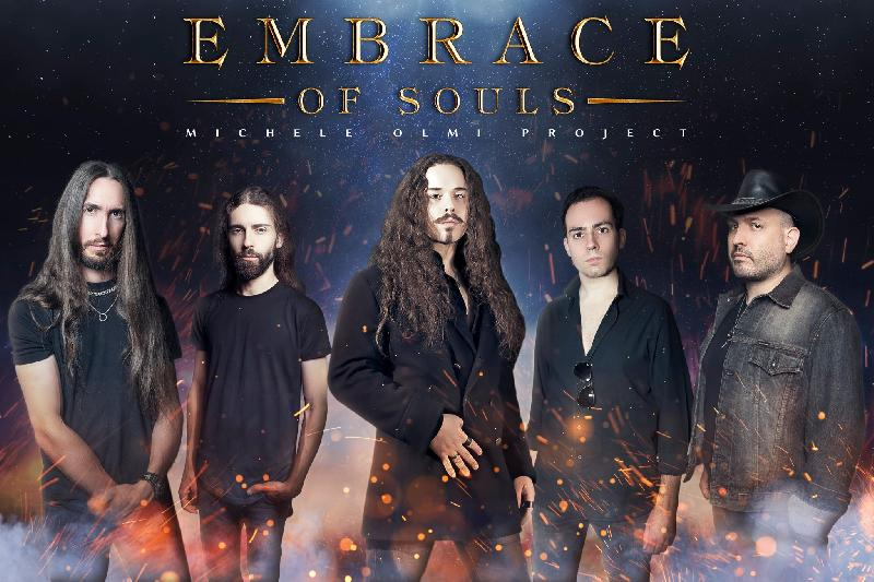 EMBRACE OF SOULS: firmano per Elevate Records