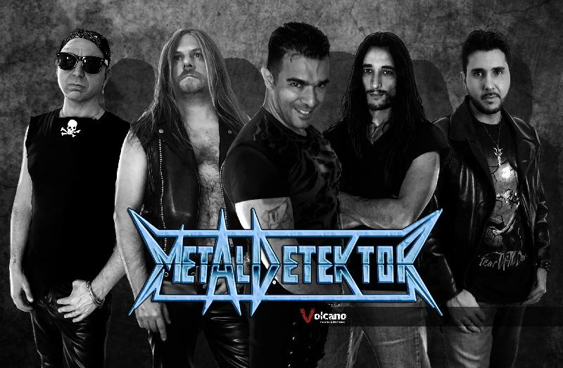 METAL DETEKTOR: il nuovo singolo ''Speed Fever''