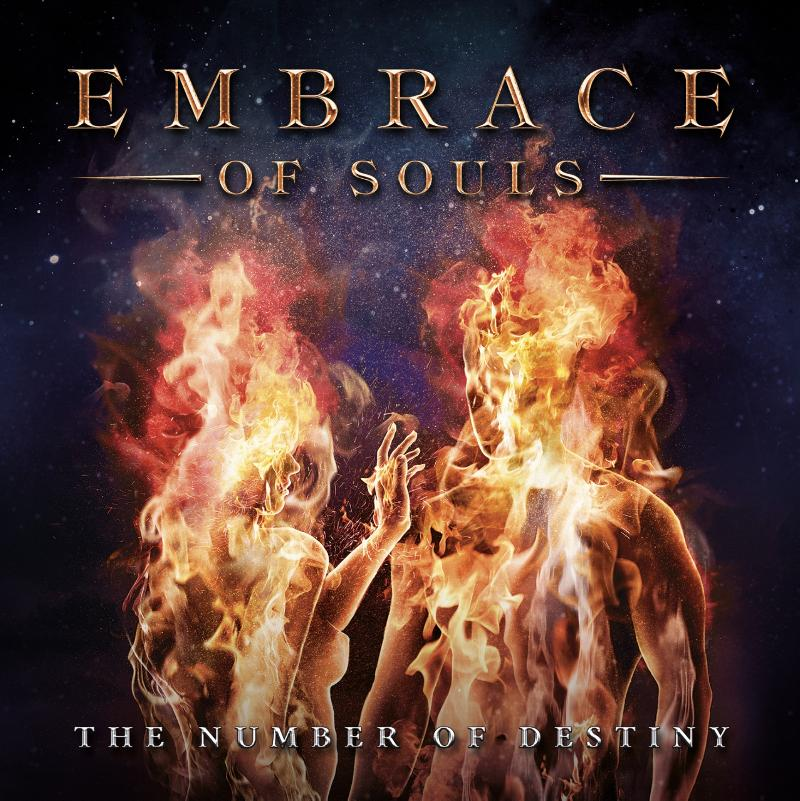 EMBRACE OF SOULS: copertina e tracklist del nuovo ''The Number of Destiny''