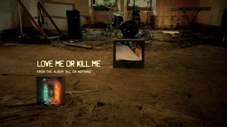MR SLEAZY: amore e morte nel nuovo singolo ''Love Me Or Kill Me''