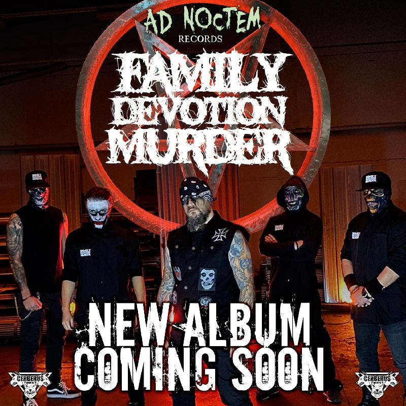FAMILY DEVOTION MURDER: nuova band con ex-membri dei FLASH TERRORIST firma con AD NOCTEM RECORDS