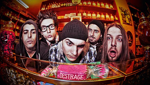 DESTRAGE: nuovo video disponibile