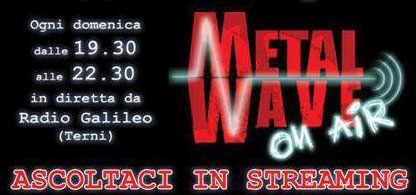 METALWAVE ON-AIR: playlist del 30-01-2011